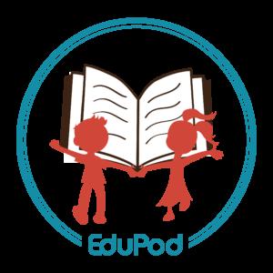 edupod Logo  hi
